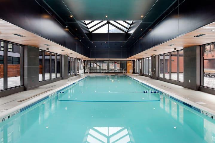 Luxury Amenities in Mott Haven