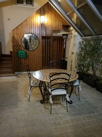 Belle maison de ville - Barbezieux-Saint-Hilaire - Rivitalo