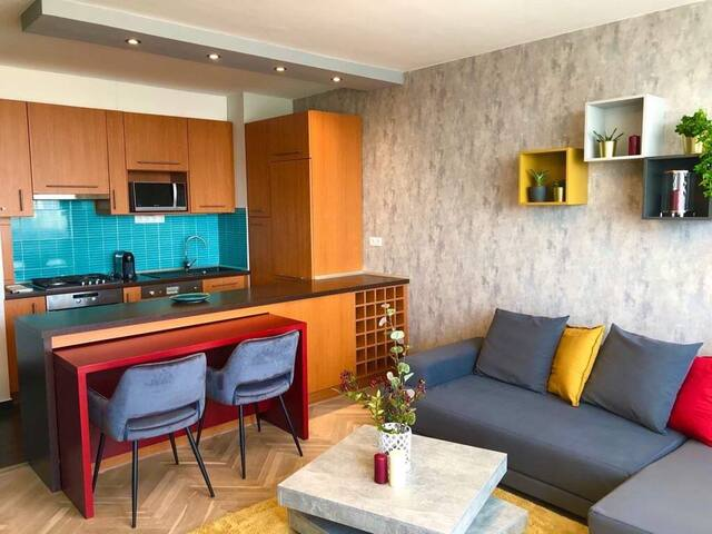 Fully equipped lovely apartment close to centre