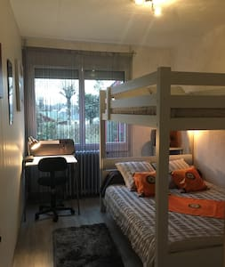 Chambre pour 2 ou 4 personnes