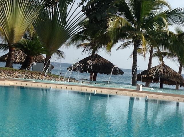 Beautiful, ocean view apartment - Ixtapa - Appartement