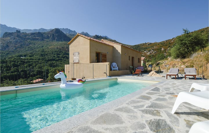 Amazing home in Feliceto with Outdoor swimming pool, WiFi and 4 Bedrooms