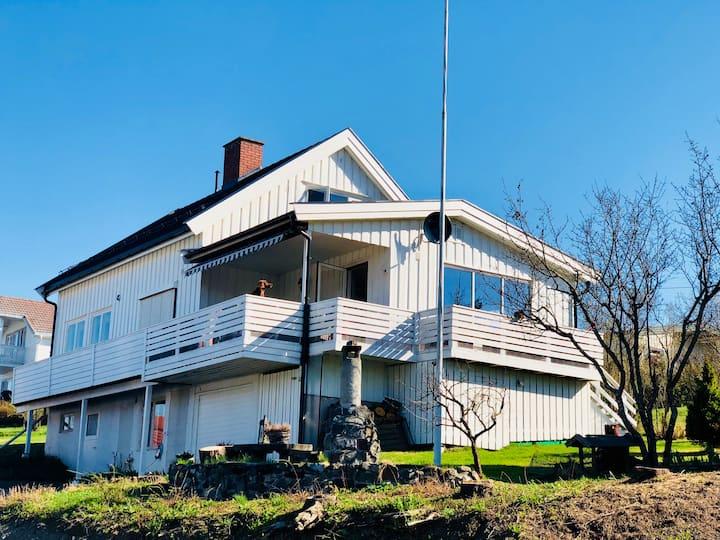 Rolig og trygt, sentralt i Lillehammer- Suttestad
