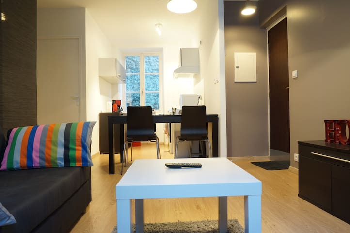 Studio Cosy - Saint-Malo - Appartement
