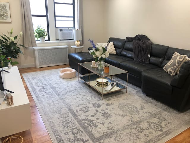 1 bedroom apt brand new renovated in NYC
