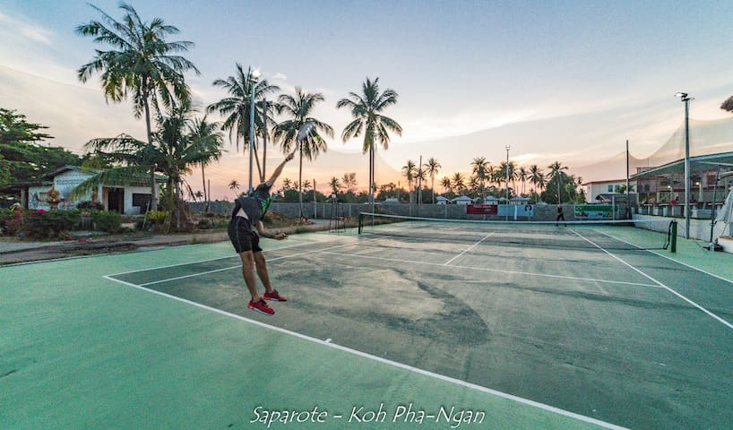 Tennis Club Phangan - 12 Beds Dorm