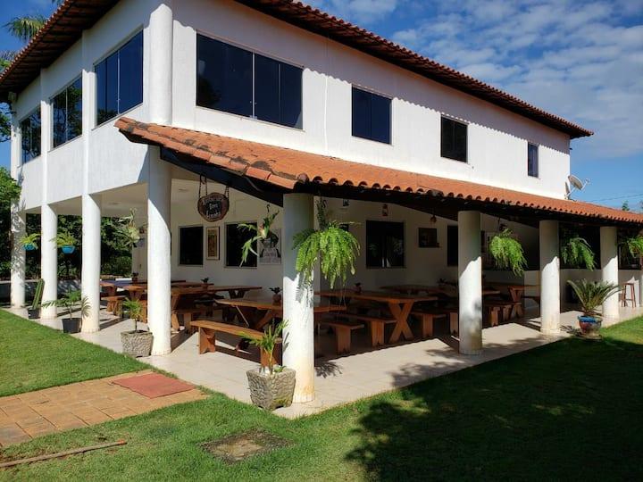 """Casa de Campo """"Green House"""""""