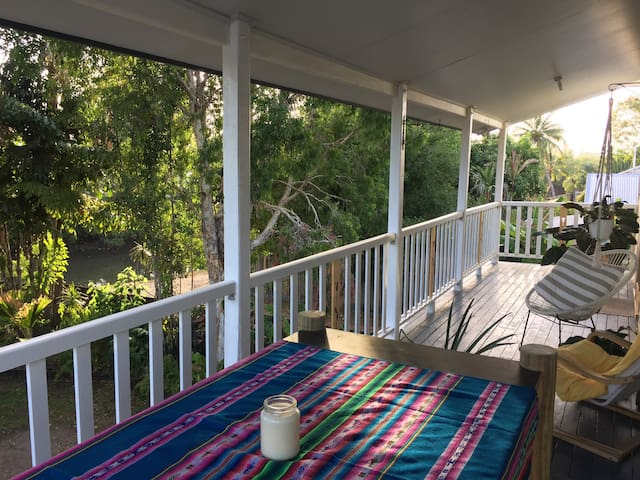 Cosy home in Cairns