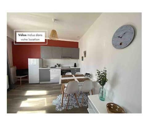 Appartement «Bâbord»  situé à Port Joinville