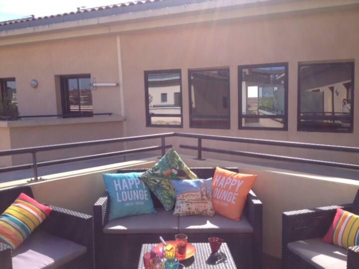 Luxurious 3 bedduplex penthouse Apt