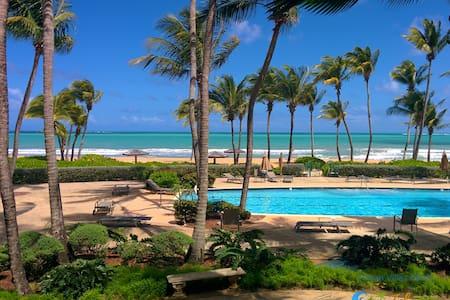NEWLY RENOVATED Luxury Beachfront Villa Wyndham PR - Río Grande