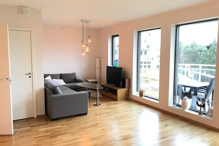 Modern 2 bedroom apartment