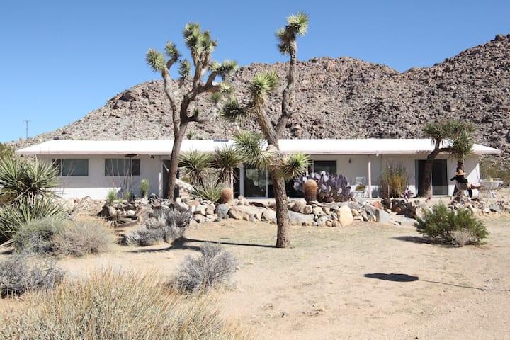 Larkspur House Mid Century Retreat on 5 acres