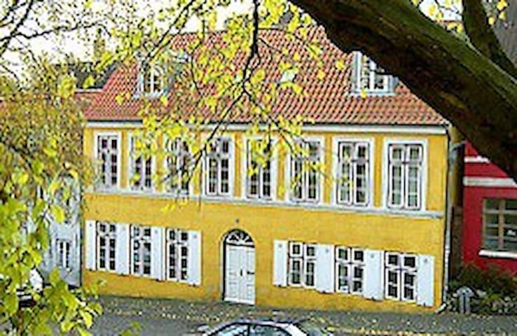 Schöne Ferienwohnung in Flensburg - Flensburg - Apartamento