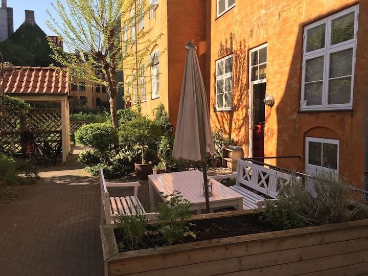 Charming apartment for rent in city center of CPH