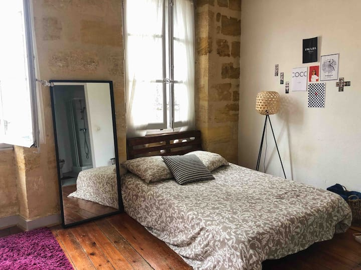 Cosy apartement in the historic center