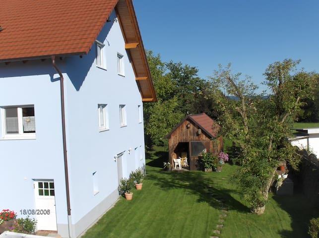 Familienfreundliche Ferienwohnung - Kappel-Grafenhausen - Apartament