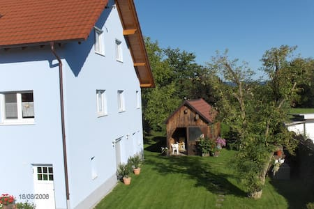 Familienfreundliche Ferienwohnung - Kappel-Grafenhausen - Квартира