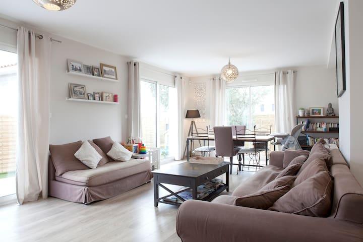 Villa et piscine idéal familles près Montpellier