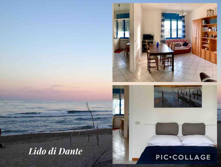 Lido di Dante - Farinata Seaside Accomodation