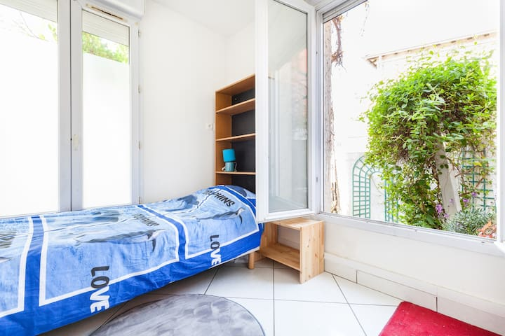 Chambre meublée en colocation - Fontenay-sous-Bois - Adosado