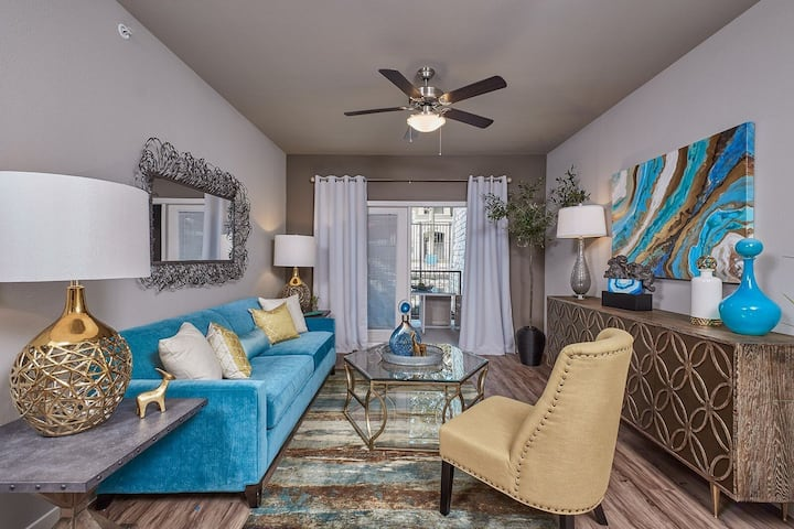 Live + Work + Stay + Easy | 1BR in Boerne
