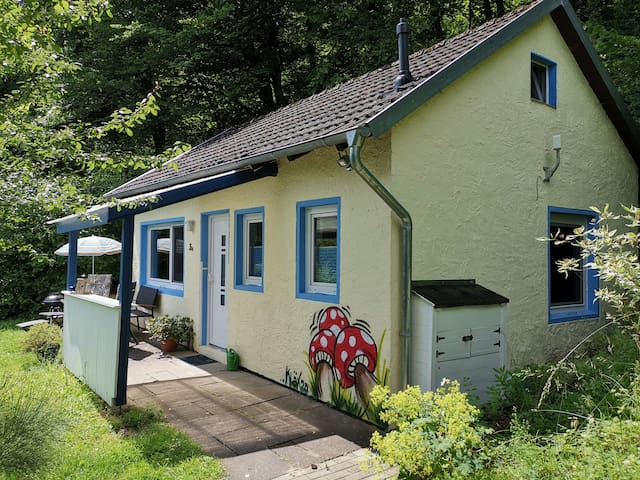 Waldferienhaus - Cosy cottage close to the forest