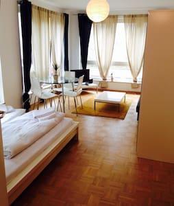 Leben in Berlin`s Mitte (108) - Wohnung