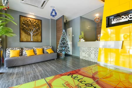 Lemon8 Double Room - Malaca - Pis