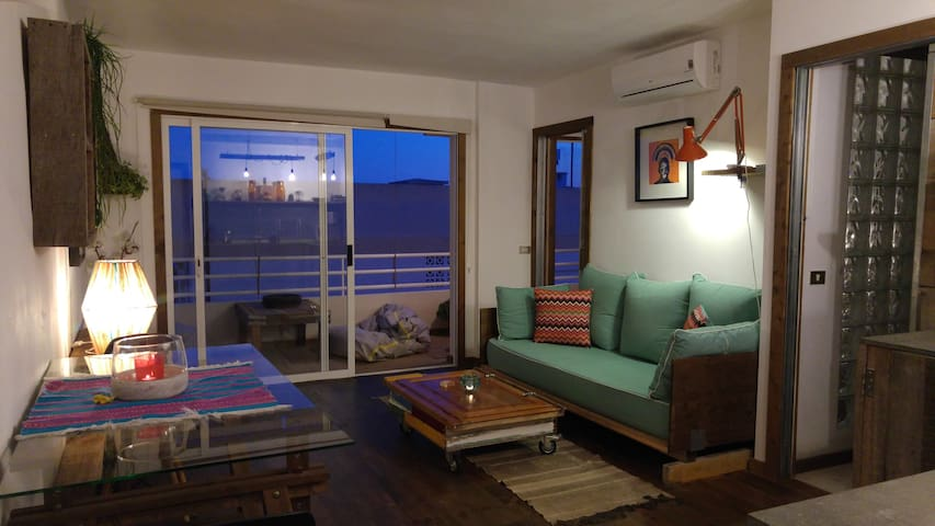 Lofty sea side apartment  - Eivissa