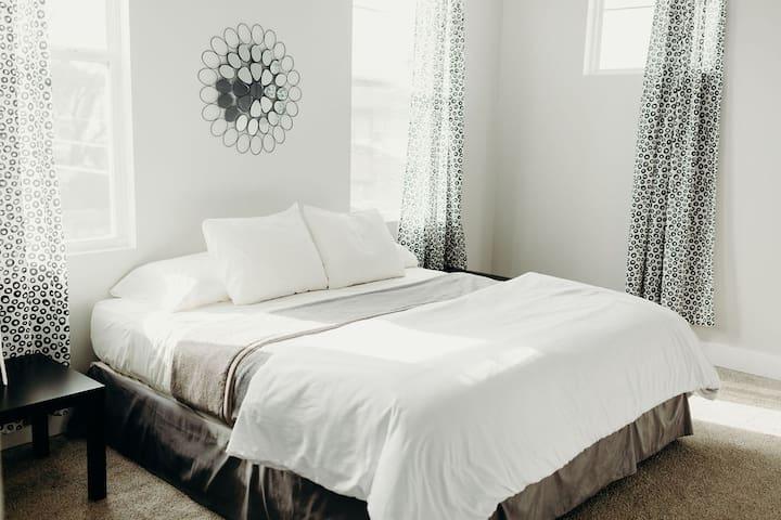 Bedroom 2 - Brand New Memory Foam King Mattress