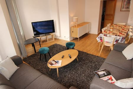 VAL THORENS SPACIOUS 4 ROOMS 8 PERSONS CLOSE TO ALL FACILITIES