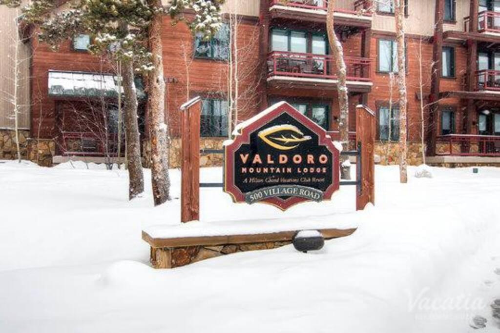 Entrance to Valdoro
