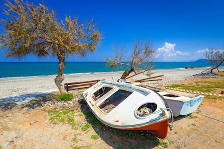 Oliva Beach (Catrin beach), 2 bedroom apartment