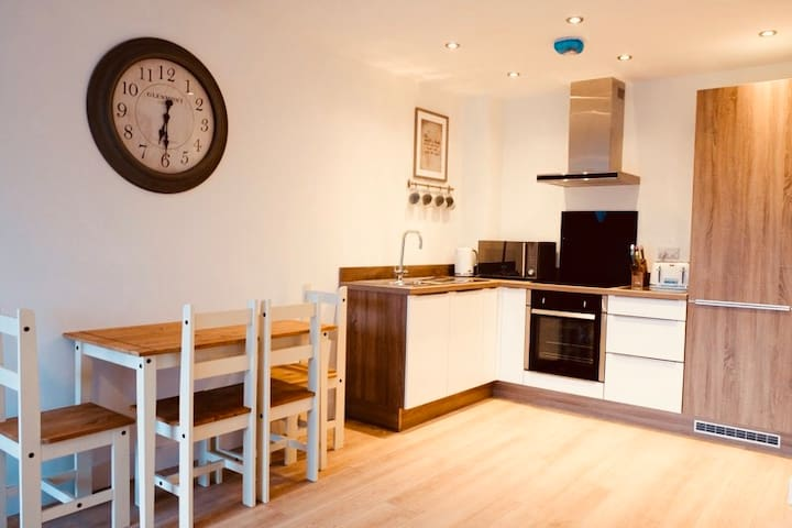 NEW FOR 2019: Luxury 1 bed Doncaster apartment