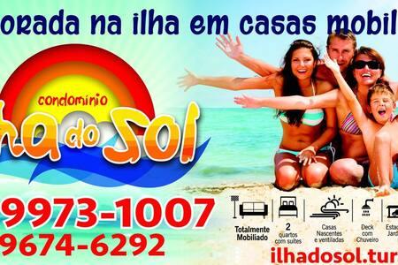 CONDOMÍNIO ILHA DO SOL - ITAMARACÁ- PE - Ilha de Itamaracá