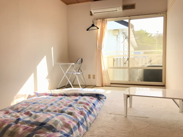 iwaki-siでまるまる貸切 シンプルなお部屋 スパリゾートハワイアンズ、アクアマリンふくしま近し