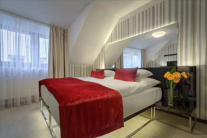 King´s route double room