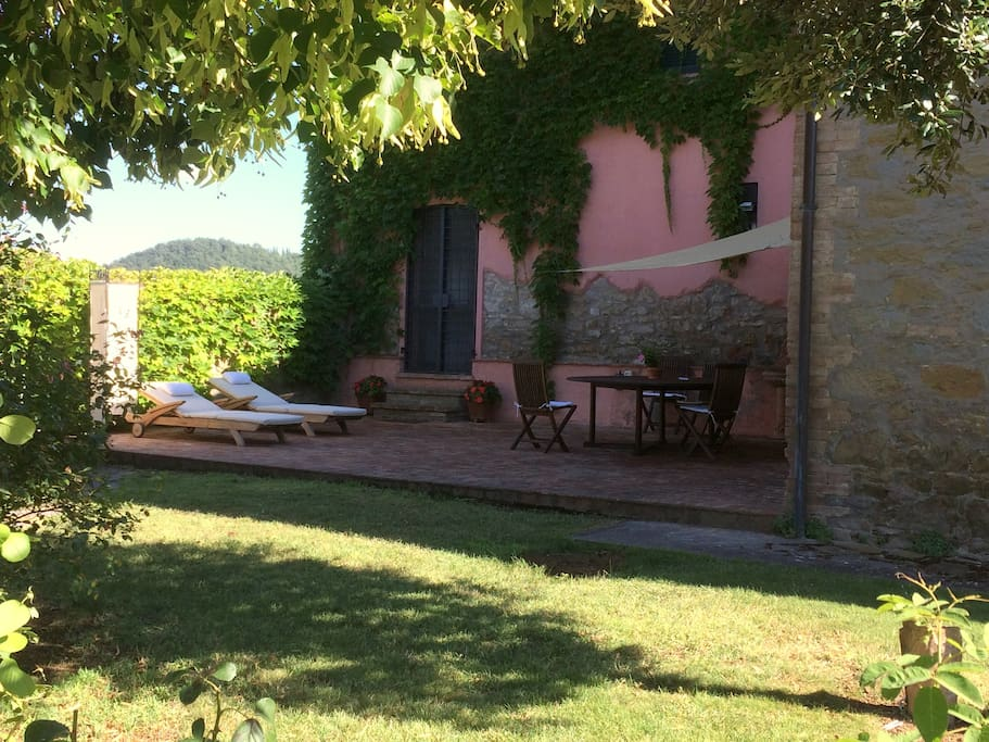 La ciumachina casa di campagna apartments for rent in for Piani casa 1800 a 2200 piedi quadrati