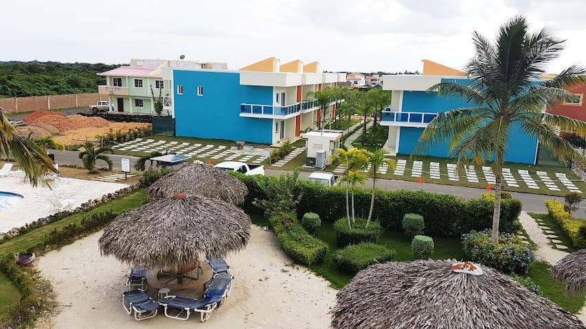 Appartamento Caraibi Residencial Sueño Caribeño