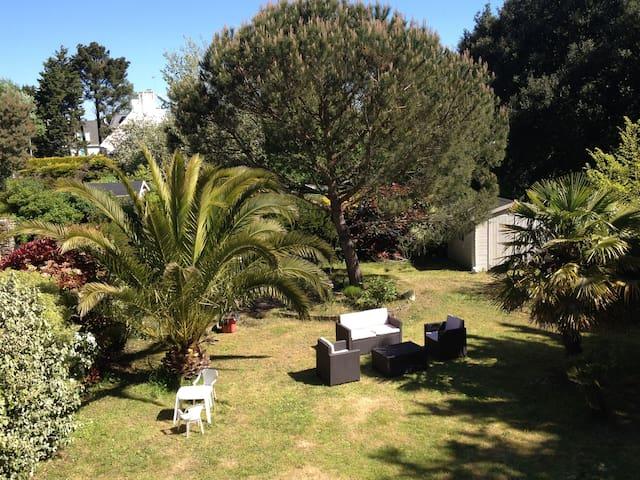 Maison familiale de bord de mer 10 personnes - Saint-Gildas-de-Rhuys - Vakantiewoning