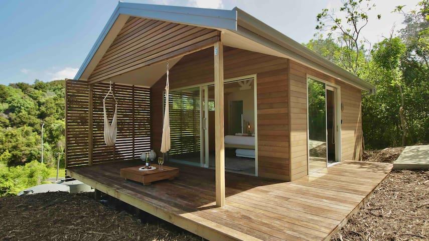 🏖 Cedar Cabin in Oneroa
