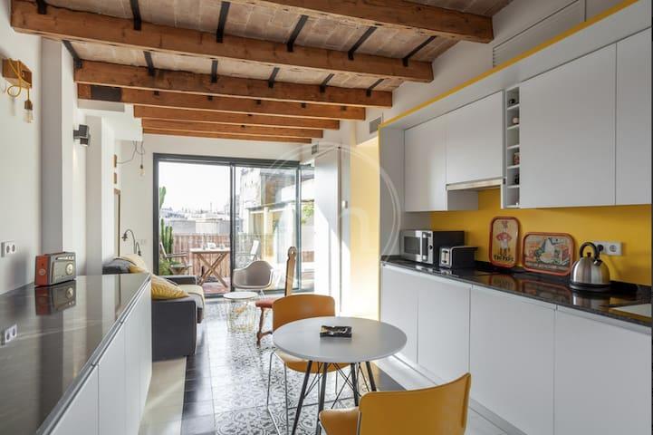 Las Terrazas de la Ciudad Vella Penthouse