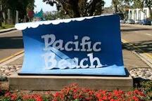 Neat Pacific Beach 1 bedroom Apt