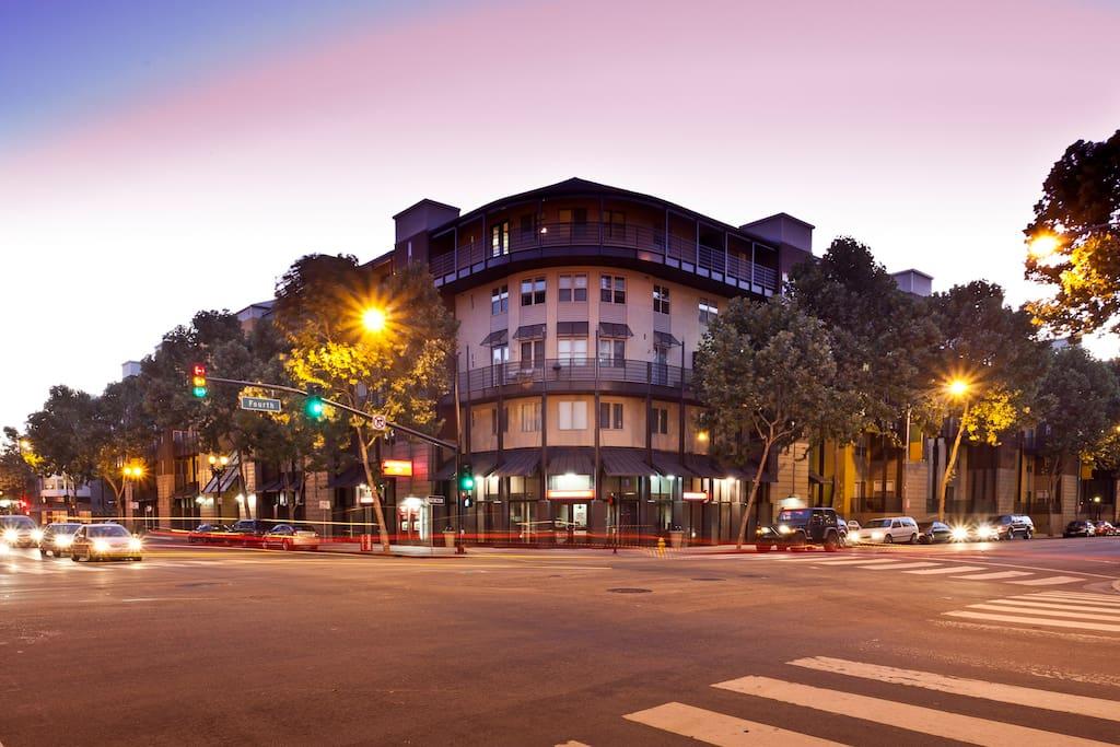 Restaurants Near Downtown San Jose Ca