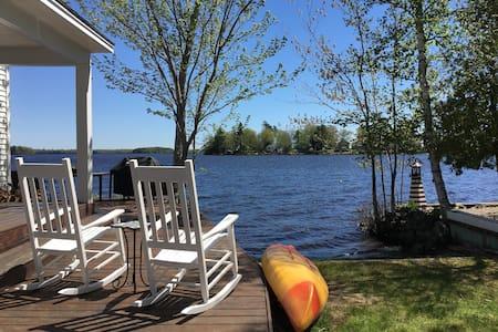 Lakeside Family Retreat