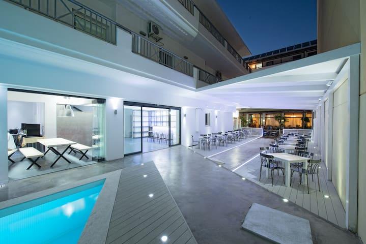 fedra apartments hersonissos - Limenas Chersonisou - Appartement en résidence