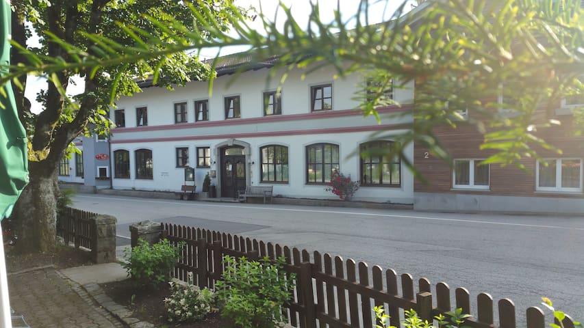 Urlaub im Passauer Oberland/Dreiburgenland/DZ