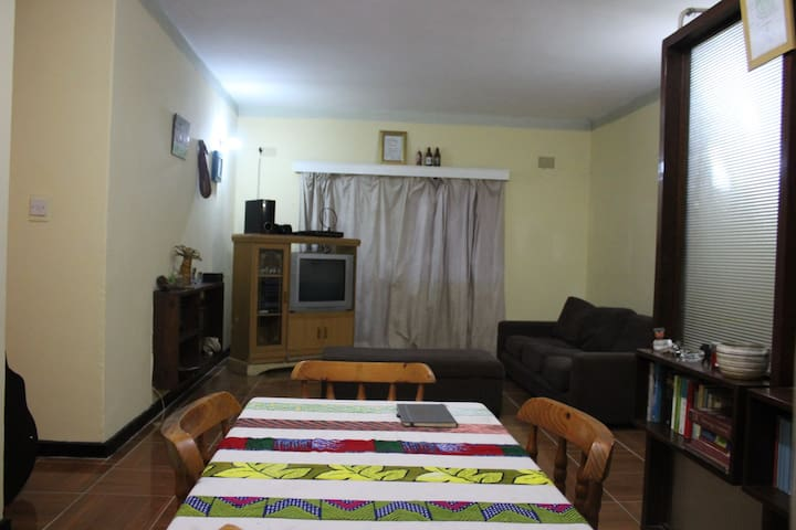 Central Blantyre Apartment