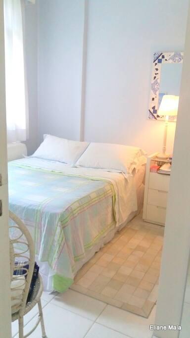 Suite casal/ bedroom